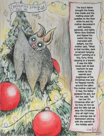 Christmas and the Bat #3